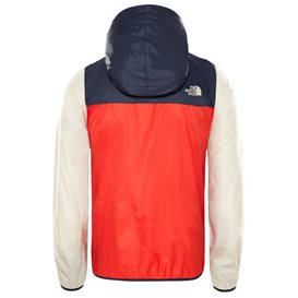 The North Face Fanorak Herren Anorak red-urban navy-weiß im ARTS-Outdoors The North Face-Online-Shop günstig bestellen
