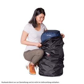 Tatonka Schutzsack Universal Schutzhülle für Rucksäcke bis 80l Transporthülle