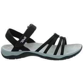 Teva Elzada Sandal Damen Sandale für Trekking und Outdoor black