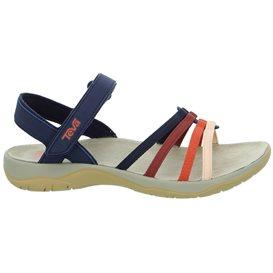 Teva Elzada Sandal Damen Sandale für Trekking und Outdoor eclipse mutli
