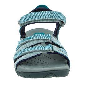 Teva Tirra Damen Sandale für Trekking und Outdoor hera gray mist im ARTS-Outdoors Teva-Online-Shop günstig bestellen