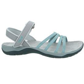Teva Elzada Sandal Damen Sandale für Trekking und Outdoor gray mist