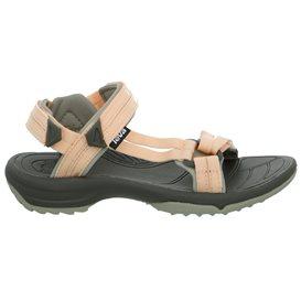 Teva Terra Fi Lite Damen Sandale für Trekking und Outdoor tender peach