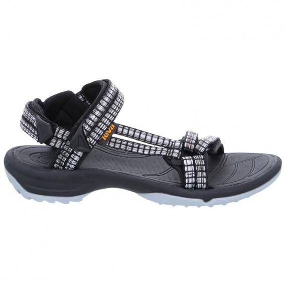 Teva Terra Fi Lite Damen Sandale für Trekking und Outdoor samba black multi hier im Teva-Shop günstig online bestellen