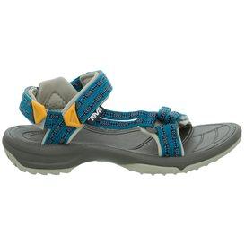 Teva Terra Fi Lite Damen Sandale für Trekking und Outdoor mires deep lake