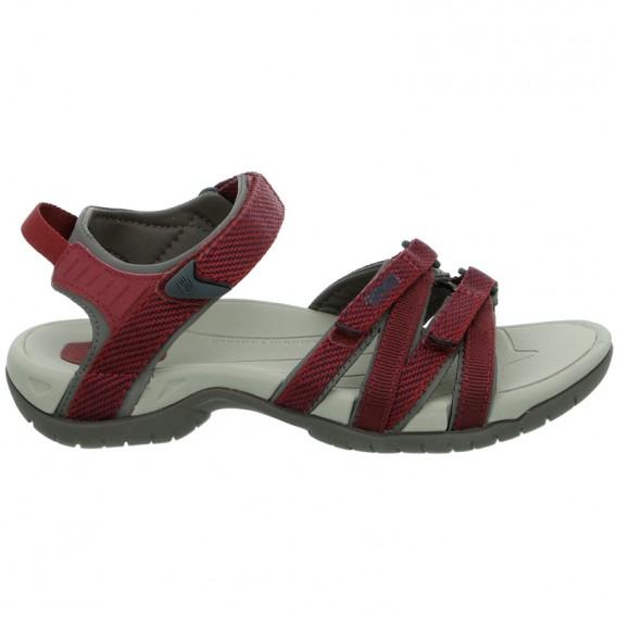 hot sale online 7a91b 6e5e5 Teva Tirra Damen Sandale für Trekking und Outdoor hera port/eclipse