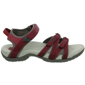 Teva Tirra Damen Sandale für Trekking und Outdoor hera port/eclipse
