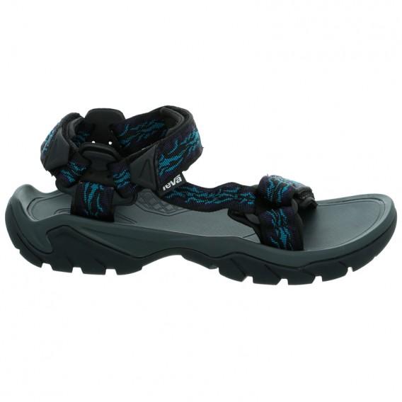 Teva Terra Fi 5 Universal Herren Sandale für Trekking und Outdoor manzanita dark eclip hier im Teva-Shop günstig online bestelle