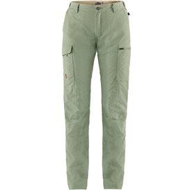 Fjällräven Traveller MT Trousers Damen Wanderhose Outdoorhose sage green