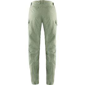 Fjällräven Traveller MT Trousers Damen Wanderhose Outdoorhose sage green hier im Fjällräven-Shop günstig online bestellen