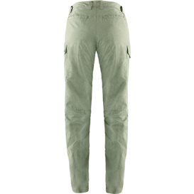 Fjällräven Traveller MT Trousers Damen Wanderhose Outdoorhose sage green im ARTS-Outdoors Fjällräven-Online-Shop günstig bestell