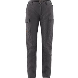 Fjällräven Traveller MT Trousers Damen Wanderhose Outdoorhose dark grey