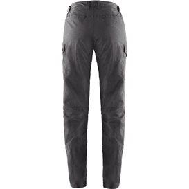Fjällräven Traveller MT Trousers Damen Wanderhose Outdoorhose dark grey hier im Fjällräven-Shop günstig online bestellen