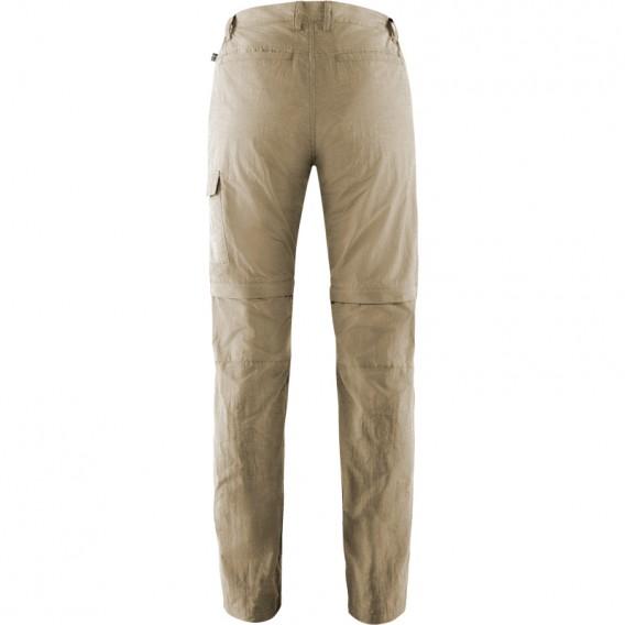 Fjällräven Traveller MT Zip-Off Trousers Damen Wanderhose Outdoorhose light beige hier im Fjällräven-Shop günstig online bestell