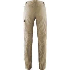 Fjällräven Traveller MT Zip-Off Trousers Damen Wanderhose Outdoorhose light beige hier im Fjällräven-Shop günstig online bestell
