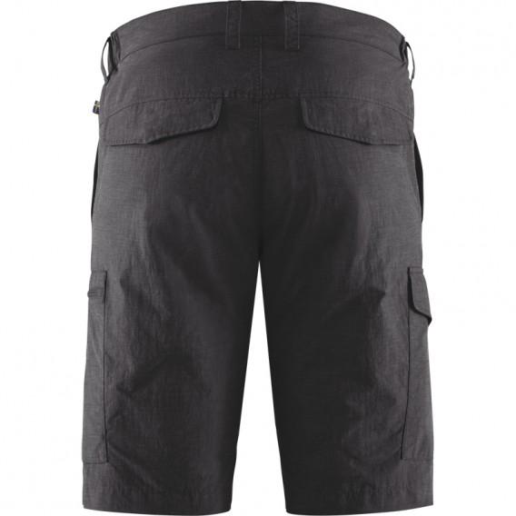 Fjällräven Traveller MT Shorts Herren kurze Wanderhose Outdoorhose dark grey hier im Fjällräven-Shop günstig online bestellen