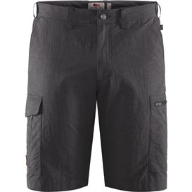 Fjällräven Traveller MT Shorts Herren kurze Wanderhose Outdoorhose dark grey