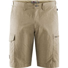 Fjällräven Traveller MT Shorts Herren kurze Wanderhose Outdoorhose light beige im ARTS-Outdoors Fjällräven-Online-Shop günstig b