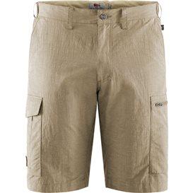 Fjällräven Traveller MT Shorts Herren kurze Wanderhose Outdoorhose light beige