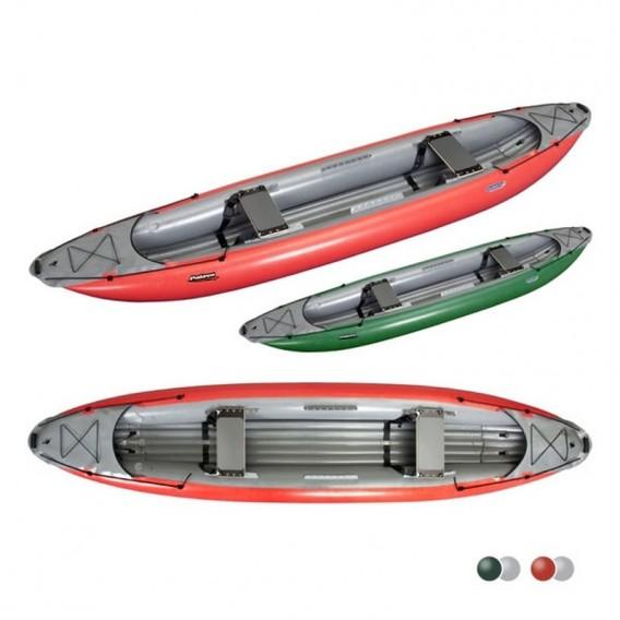 Gumotex Palava Ausstellungs-/ Messeboot 2er Kanadier Schlauchboot Trekking Kanu im ARTS-Outdoors Gumotex-Online-Shop günstig bes