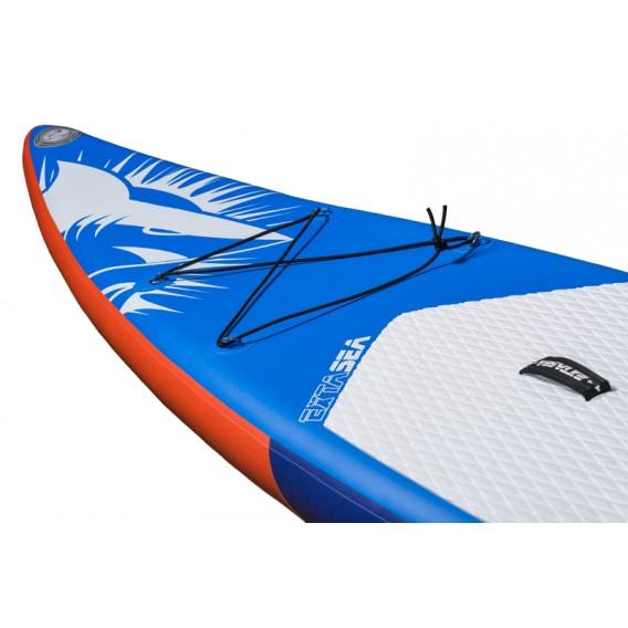 ExtaSea iSUP Racing 12.6 aufblasbares SUP Set mit Paddel + Pumpe + Packsack im ARTS-Outdoors ExtaSea-Online-Shop günstig bestell