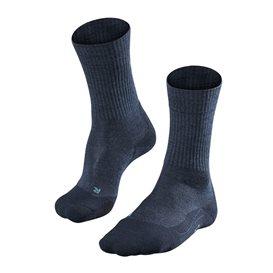 FALKE TK2 Wool Herren Trekkingsocken Wandersocken jeans