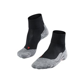 FALKE TK5 Short Herren Trekkingsocken Wandersocken black-mix im ARTS-Outdoors Falke-Online-Shop günstig bestellen