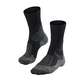 FALKE TK1 Herren Trekkingsocken Wandersocken black mix im ARTS-Outdoors Falke-Online-Shop günstig bestellen
