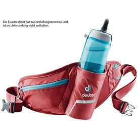 Deuter Pulse 1 Nordik Walking Hüfttasche cranberry im ARTS-Outdoors Deuter-Online-Shop günstig bestellen