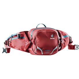 Deuter Pulse 3 Nordik Walking Hüfttasche cranberry