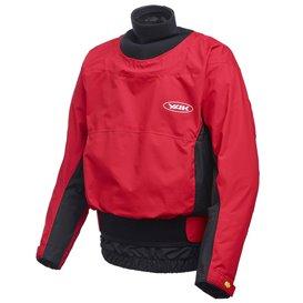 Yak Zeus Paddeljacke Wassersport Jacke rot