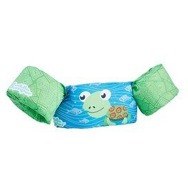 Sevylor Puddle Jumper Schwimmlernhilfe Kinder Schwimmhilfe Schildkröte