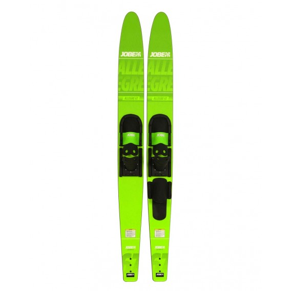 "Ski Package Jobe Allegre 67/"" Combo Ski Wasserski Paar"