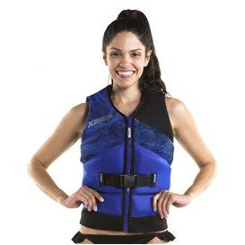 Jobe Unify Schwimmweste Damen Prallschutzweste Indigo blau