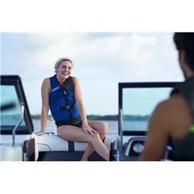 Jobe Unify Schwimmweste Damen Prallschutzweste dunkelblau hier im Jobe-Shop günstig online bestellen