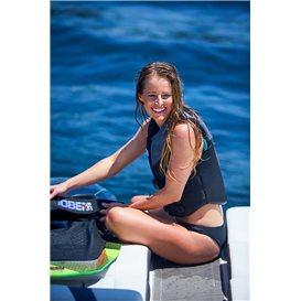 Jobe Neopren Schwimmweste Damen Prallschutzweste grau hier im Jobe-Shop günstig online bestellen