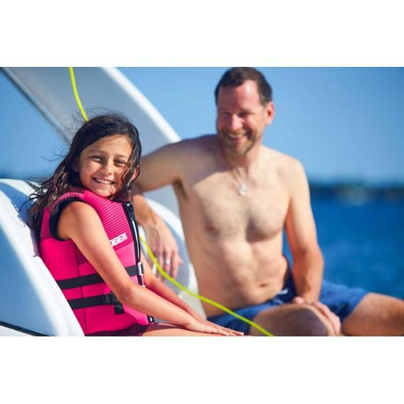 Jobe Neopren Schwimmweste Kinder pink hier im Jobe-Shop günstig online bestellen