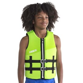 Jobe Neopren Schwimmweste Kinder lime hier im Jobe-Shop günstig online bestellen
