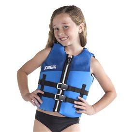 Jobe Neopren Schwimmweste Kinder blau im ARTS-Outdoors Jobe-Online-Shop günstig bestellen