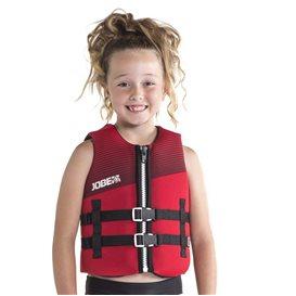 Jobe Neopren Schwimmweste Kinder Rot im ARTS-Outdoors Jobe-Online-Shop günstig bestellen