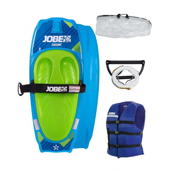 Jobe Subsonic Kneeboard Set Package hier im Jobe-Shop günstig online bestellen