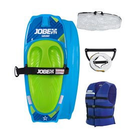 Jobe Subsonic Kneeboard Set Package