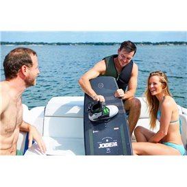 Jobe Knox Wakeboard Premium 143 & Nitro Bindung grau Set hier im Jobe-Shop günstig online bestellen