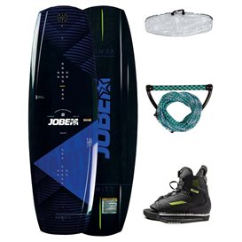 Jobe Vanity Wakeboard 131 & Unit Bindung Komplett-Set