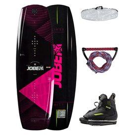 Jobe Vanity Wakeboard Damen 136 & Unit Bindung Paket im ARTS-Outdoors Jobe-Online-Shop günstig bestellen