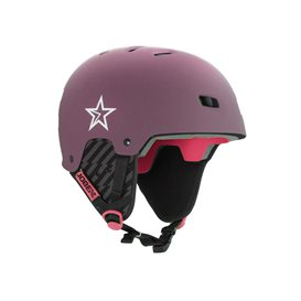 Jobe Base Wakeboard Helm Bordeaux Rot