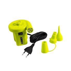 Jobe Luftpumpe Elektropumpe 230V mit div. Adaptern