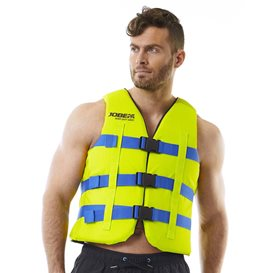 Jobe Heavy Duty Schwimmweste gelb