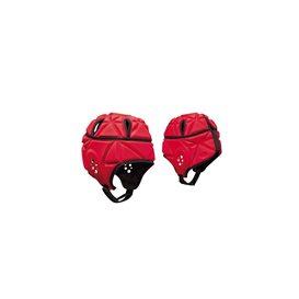 Jobe Heavy Duty Softshell Prallschutz Helm rot