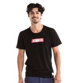 Jobe Logo T-Shirt Herren Schwarz